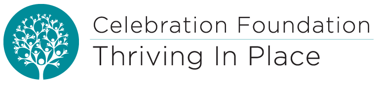 Thriving In Place Logo