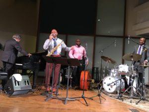 Branford-Marsalis Quartet