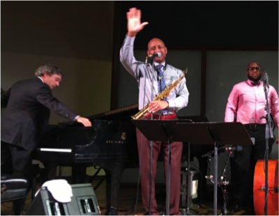 Branford Marsalis Quartet Excites Celebration Crowd