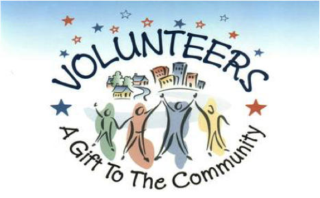 Volunteers a gift to the community