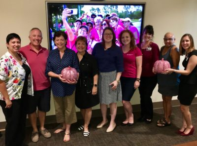 Celebration Foundation - Pink on Parade