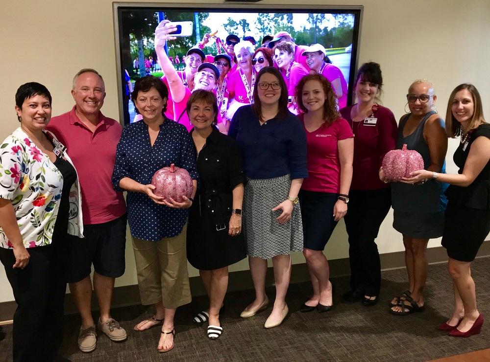 Celebration Foundation - Florida Hospital Pink on Parade