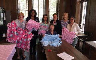 Celebration Foundation - Thriving in Place Fleece Day with Valerie Lamm