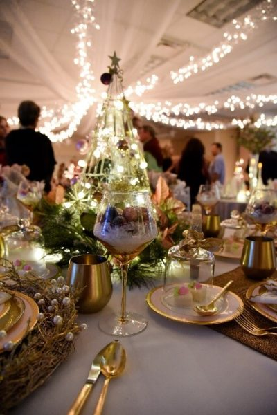 Celebration Foundation - Holiday Home Tour & Winter Wonderland
