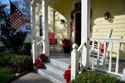 Holiday Home Tour and Winter Wonderland