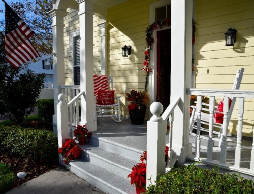Holiday Home Tour and Winter Wonderland…Yikes, the Countdown Clock has Started!