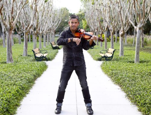 GARY LOVINI  – THE KING OF STRINGS!! to Perform for Celebration Concert Series