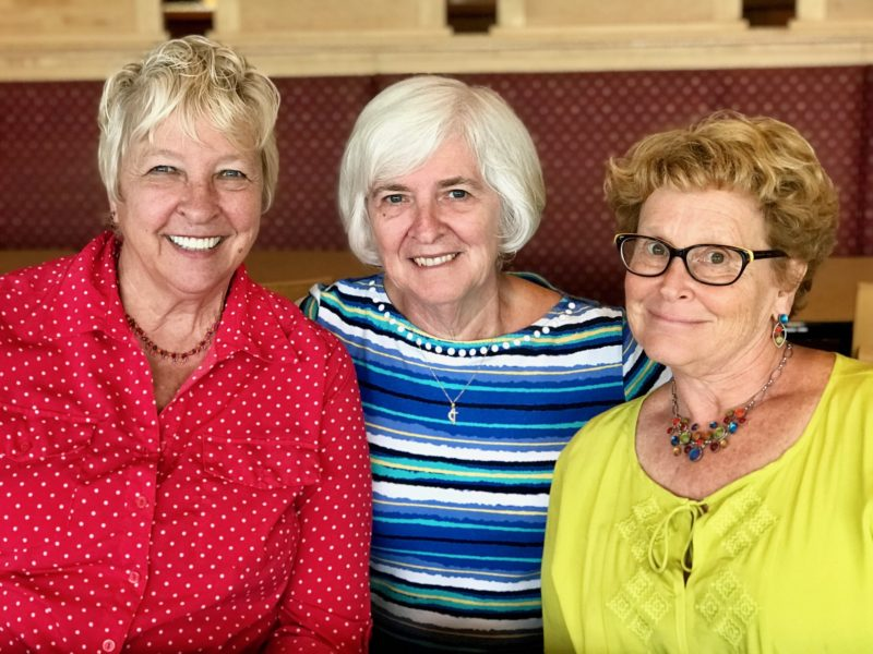 Audrey Byllott, Barbara Watson, Meryl Rachlin - Celebration Foundation