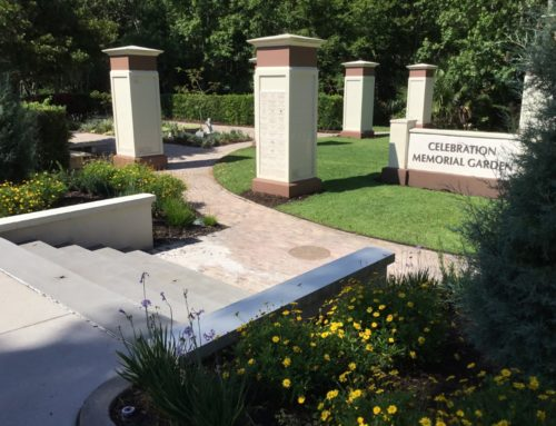 Memorial Garden – A Meaningful Place in our Community