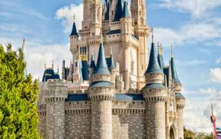 Walt Disney World Magic Kingdom Cinderella Castle