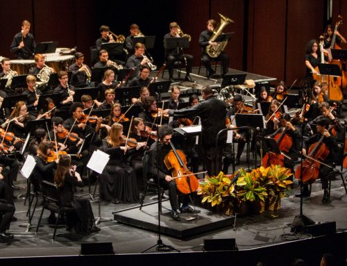 Florida Symphony Youth Orchestra Returns to Celebration