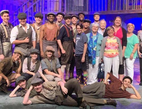 NEWSIES: A Show Stopping Experience