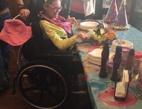 A Thriving In Place Birthday Celebration to Remember