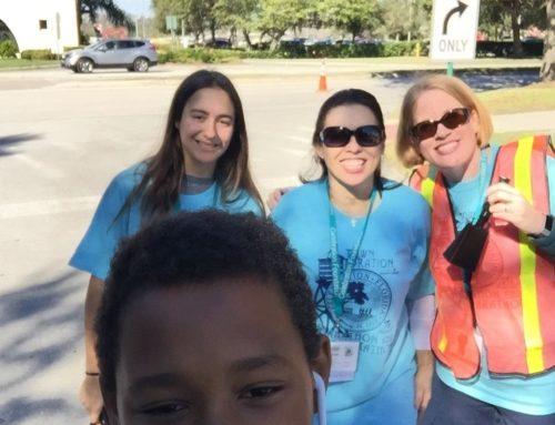 Volunteering—A Lifelong Marathon