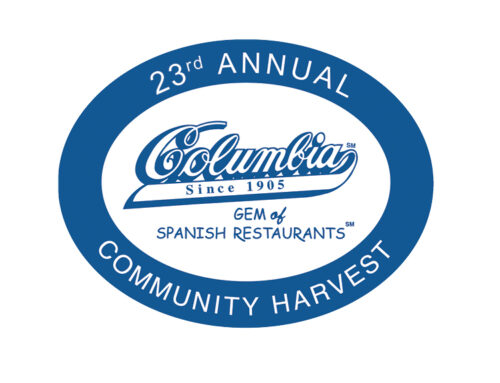 Support Celebration Foundation by Dining at Columbia Restaurant During the Month of September