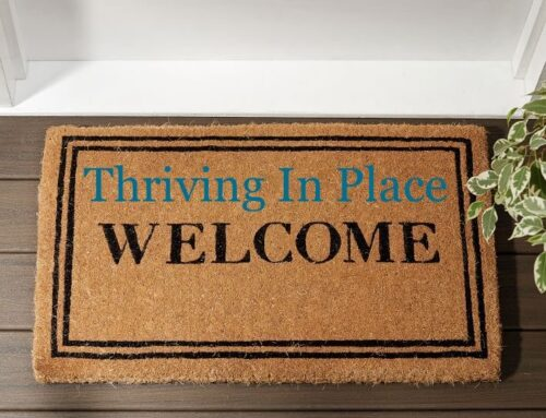 Thriving In Place's Doormat Delivery