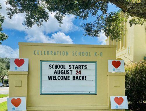 Celebration Foundation Community Heart Challenge in Support of Celebration Schools